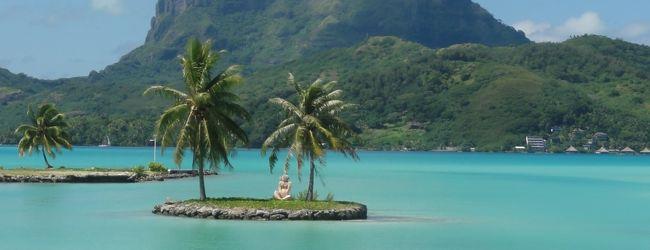 2番目のハネムーン・・・・・ボラボラ島...