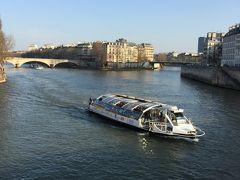 フランス~スペイン旅・パリを彷徨いながら、独特な雰囲気を楽しむ。。。お礼の言葉は日本語でも言います(^^)