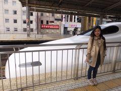 NACKさん、初・日本見聞遊食の旅 7 浜松城の桜を観賞し、御前崎から富士山を覗む。