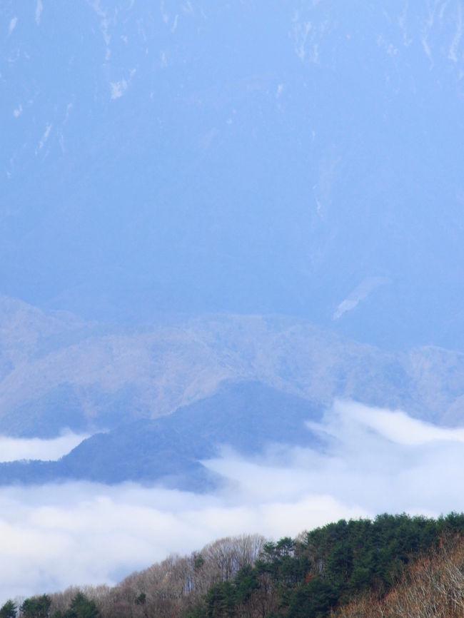 この旅行は、桜の満開に合わせれたのは正解でしたが、出かける前から雨模様… いつも(●)´`・)犬連れなので、雨の日は困ります、幸い、なんとか雨に祟られるのは避けられましたが、/^o^\富士山はダメポ..._〆(゚▽゚*) ペット可の宿が救いだった旅行に終わりました。。。<br /><br />二日目、周辺の観光地は昇仙峡くらいしか知りませんが、行った事があるし、写メ撮るには天気はイマイチ、歩くの疲れるし(笑) って事で、宿で教えてもらった釣り堀に行きました。<br /><br />