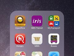未来世紀シンガポール 使えるアプリはこれ!