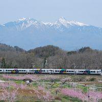新府桃源郷で鉄道写真を楽しむ旅(山梨)