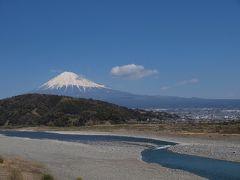 春の伊豆旅No.1<清水港で海鮮ランチ 美しい富士山と伊豆の国ビール>