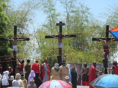 San Fernando, Pampanga -Holy week in Luzon-