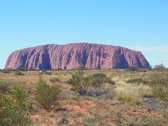 オーストラリア8日間の旅(その3-3) ウルル・カタジュタ国立公園2