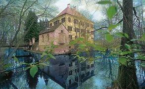 ≪絶世の美女・皇妃エリザベートの城;シシーの水城Sisi-Wasserschloss≫