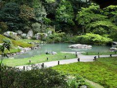 小堀遠州の庭を訪ねて新緑の京都を歩く