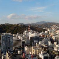 松山市街を360度一望 いよてつ高島屋くるりんからの眺めは必見です