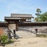 日本百名城をめぐる7 松代城