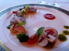 春の優雅な横浜旅行♪ Vol4(第2・3日目) ☆横浜ロイヤルパークホテル:フランス料理「ル・シェール」の優雅なディナー♪