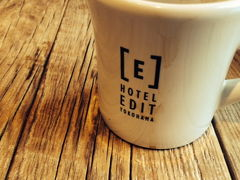 ホテル エディット横濱に泊まりました