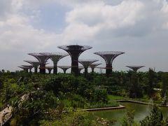 シンガポール一人旅 ~Gardens by the bay~