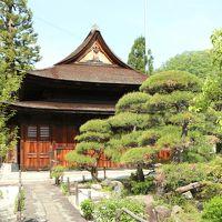 甲府のお寺巡り