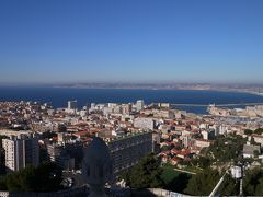 特典航空券で年末年始南フランス世界遺産巡り その7 マルセイユてくてく街歩き