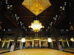 久々に京都見物・01~雨の西本願寺