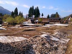 2015GWの北陸4泊5日★2 五箇山