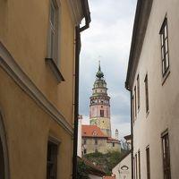 初めての中央ヨーロッパ 9(夢の様に可愛くて幻想的な街チェスキークルムロフ)