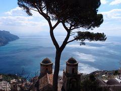 レンタカーで3泊4日アマルフィとギリシャ遺跡とバッファローモッゼレラの里Paestumへ