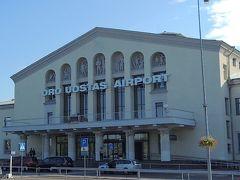 【リトアニア】リトアニアのビルニュス国際空港は、現地ではOro Uostasと表記されているので要注意