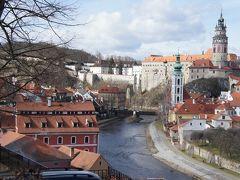 人生初のヨーロッパ⑤3日目は世界で最も美しい街、チェスキー・クルムロフまでバス旅、ビアレストランで昼食まで