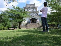 日本の田舎風景とお城を宇和島で楽しむ