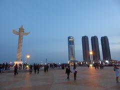 中国遼寧省 3泊4日【3・4日目】大連:アジア最大の星海広場と太原街