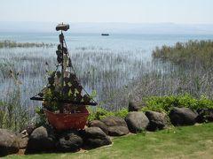 ガリラヤ湖クルーズ