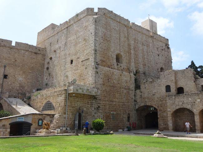 「アッコー旧市街」を取り囲む「城壁の内側」には「12世紀」に造られた「十字軍の町(要塞)」が残っています。<br /><br />「十字軍」は「聖地巡礼に訪れたキリスト教徒の保護」及び「聖地エルサレムを守備」を任務としました。<br /><br />「アッコー旧市街」にある「十字軍の町」は「三大騎士修道会」の1つの「聖ヨハネ騎士団」が「医療」に関する「慈善団体の本部」が置かれていたようです。<br /><br />写真は「十字軍の町(要塞)」にある「アッコーの塔」です。