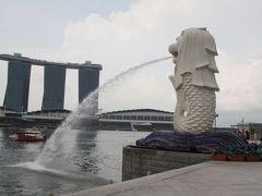 東南アジア3か国駆け足、シンガポール