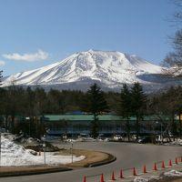 2015年3月の北軽井沢
