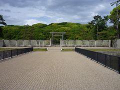 日本最大の前方後円墳、仁徳天皇陵