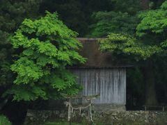 大分 天祖神社、旧豊後森機関庫