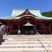 新緑の犬山と名古屋・御朱印めぐりのお散歩。