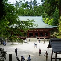 伊勢路から亀山・信楽・比叡山の旅(五日目・完)~比叡山は日本仏教の故郷。真の大乗仏教を求める革新性は、鎌倉以降の多彩な仏教文化を育みました~