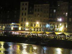 フランス~スペイン旅・憧れだったノルマンディー地方のオンフルールへ・(前編)・・夕食のムール貝は最高でした^^