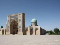 ウズベキスタンの旅・タシケント