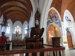 1泊3日 インド チェンナイ 聖ザビエルおすすめのサントメ(3)聖グレゴリオス教会・サントメ聖堂など