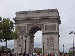 イギリス・フランス8日間(パリ編)