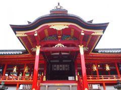 京都・八幡の石清水八幡宮へ