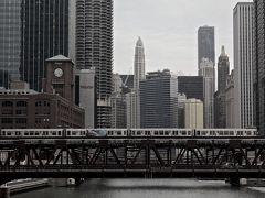 人生は乱気流のなか ファーストクラスで行く世界一周バックパッキング 1都市目 シカゴ