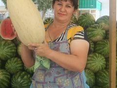 ウズベキスタンの旅・サマルカンド