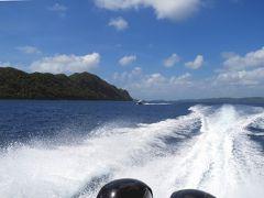 両陛下が祈念に行かれたパラオ ペリリュー島へ (往復のみ編)