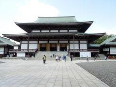 海外旅行へ出発!その前に成田山新勝寺へ