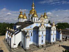 【5/3】2015GWはモルドバ・ウクライナ・ベラルーシとおまけのカイロ・イスタンブール8日間の旅(5)ウクライナのキエフの町をぶらぶら1日目