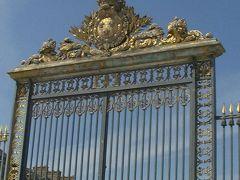 フランス~スペイン旅・フランスは突然ストをすると聞いてはいましたが、ベルサイユ宮殿前で唖然とする観光客