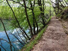 旧ユーゴスラビア5ヶ国周遊GW個人旅行 5(プリトヴィッツェ湖群国立公園)