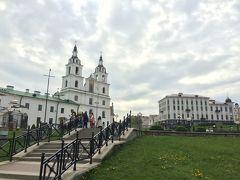 【5/5】2015GWはモルドバ・ウクライナ・ベラルーシとおまけのカイロ・イスタンブール8日間の旅(7)トランジットビザでミンスクの町を観光
