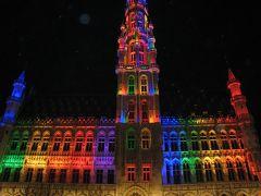 Belgium①ブリュージュ・ゲント・夜のグランプラス