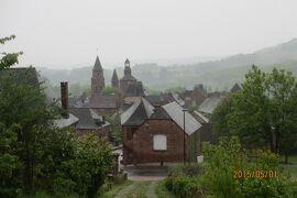 コロンジュ・ラ・ルージュ フランスの美しい村を訪ねる旅 No9