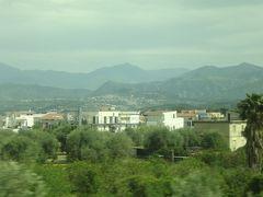 世界遺産エオリエ諸島とシチリア大周遊(46) メッシーナ チェファルからメッシーナへの移動